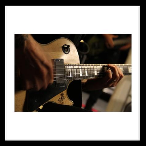 2008 Gibson Les Paul Custom Quot Cliff Burton Rip Quot Guitars