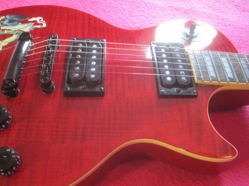 1997 / 2001 - Epiphone Slash Les Paul Snakepit - Guitars