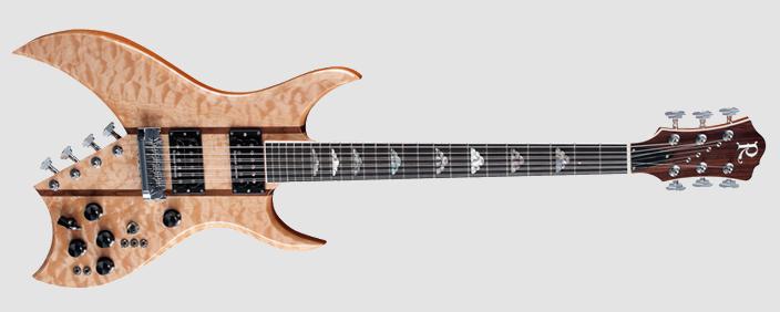 Bc rich guitars official website