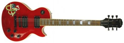 slash guitars guitars collector. Black Bedroom Furniture Sets. Home Design Ideas