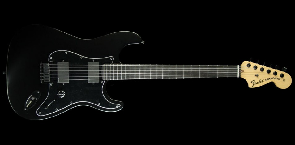 FENDER JIM ROOT STRATOCASTER - Guitars Collector