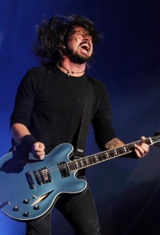 Dave Grohl Guitars