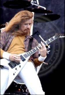 Dave Mustaine Guitars