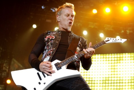 James Hetfield Guitars